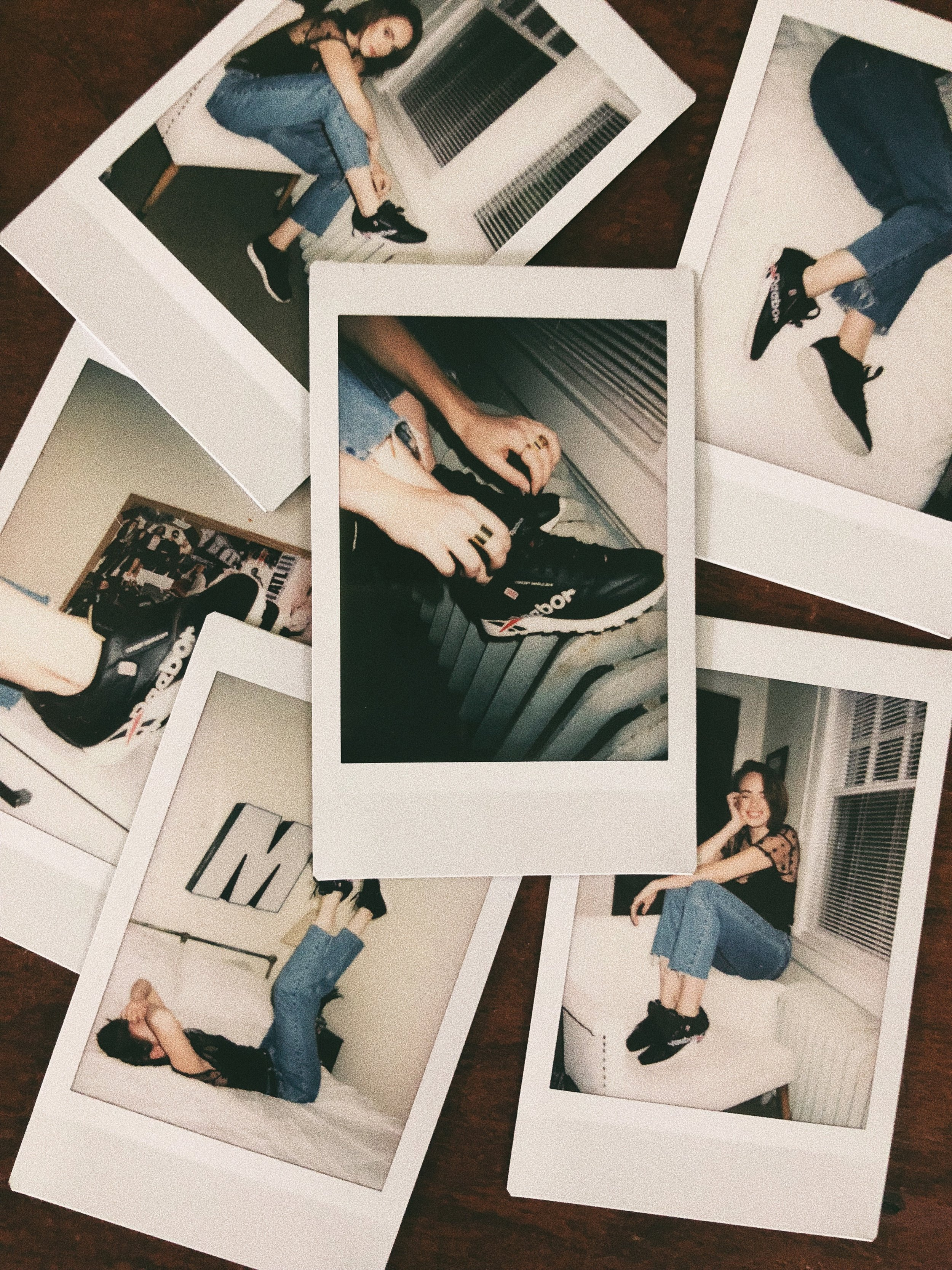 Reebok Classics release | Styling & Creative direction for social media