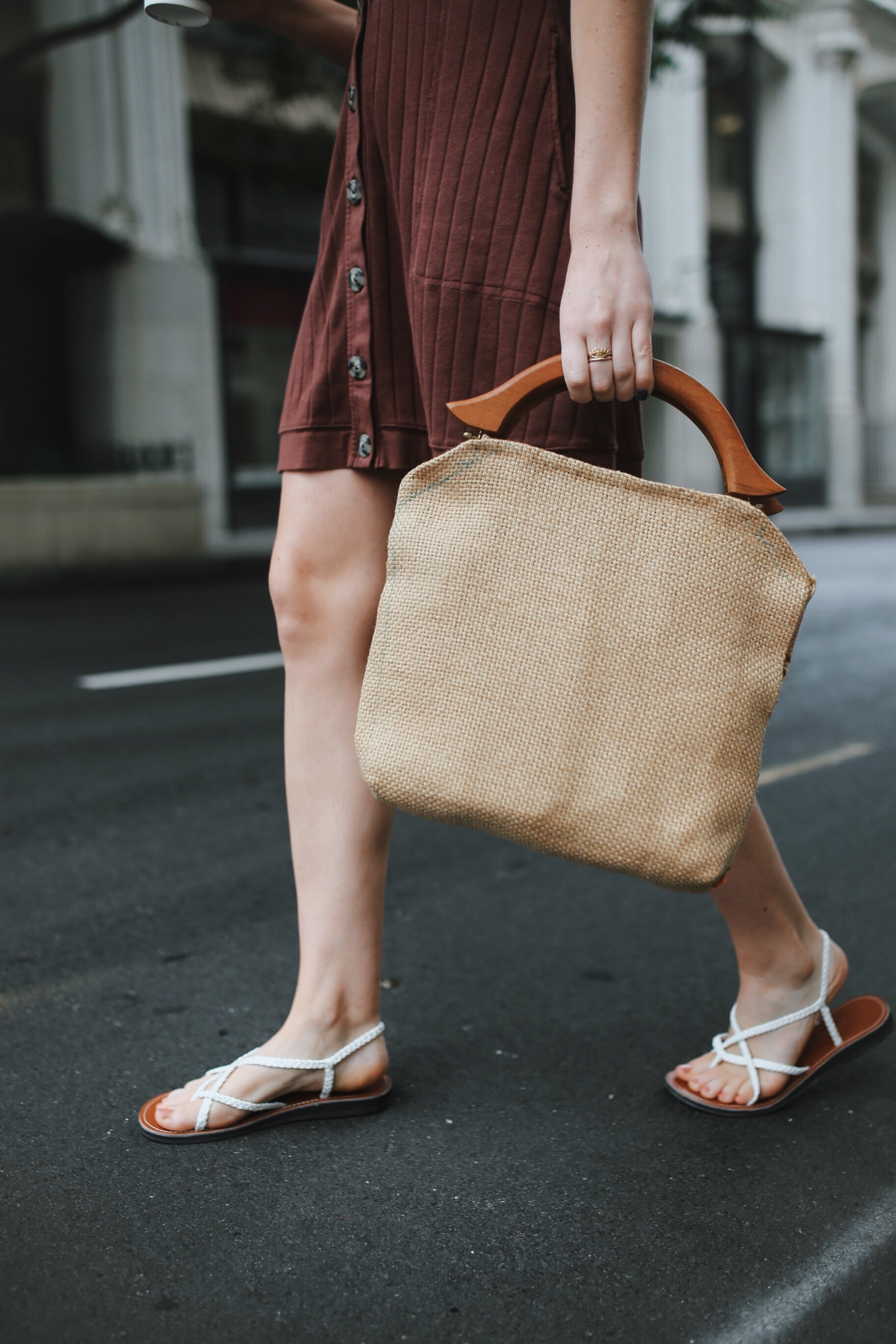 Collab with Capana Sandals | Direction & styling for blog