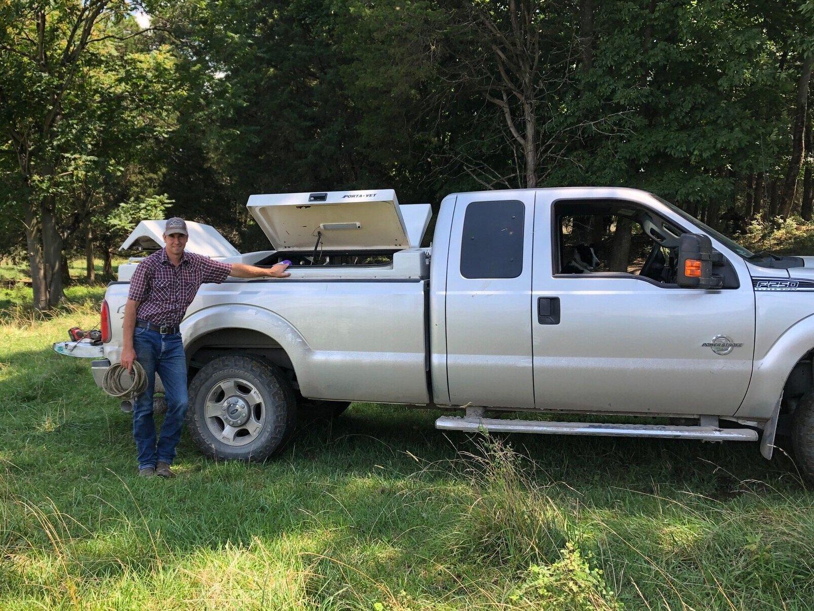 Brendan at truck.jpg