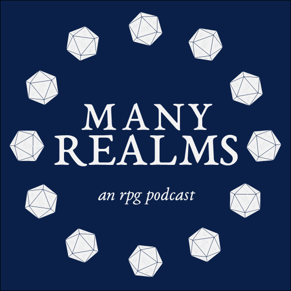 welcome to Many realms - Many Realms is an actual play RPG podcast, exploring a variety of systems, settings and genres in short, digestible campaigns.Find us wherever you listen to podcasts.