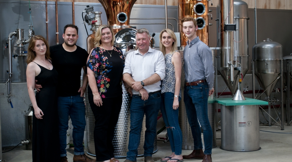 Cuckoo Gin - A Family Business.