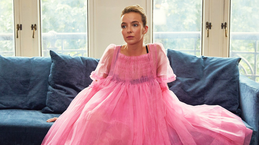Jodie Comer, picture courtesy of BBC America