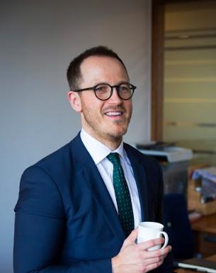 CEO Alex Barnes