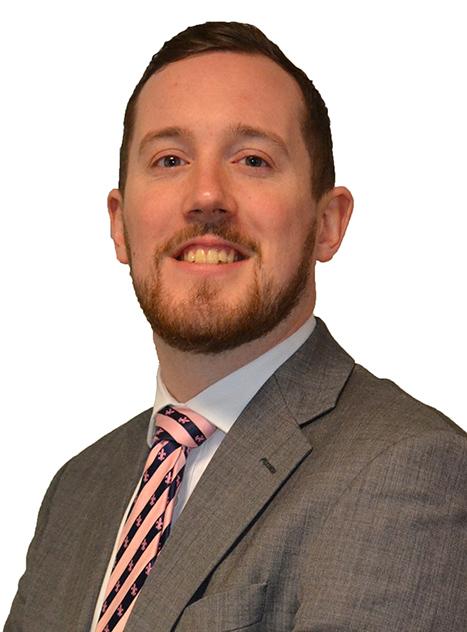David Keenan, Senior Associate at Freeths.