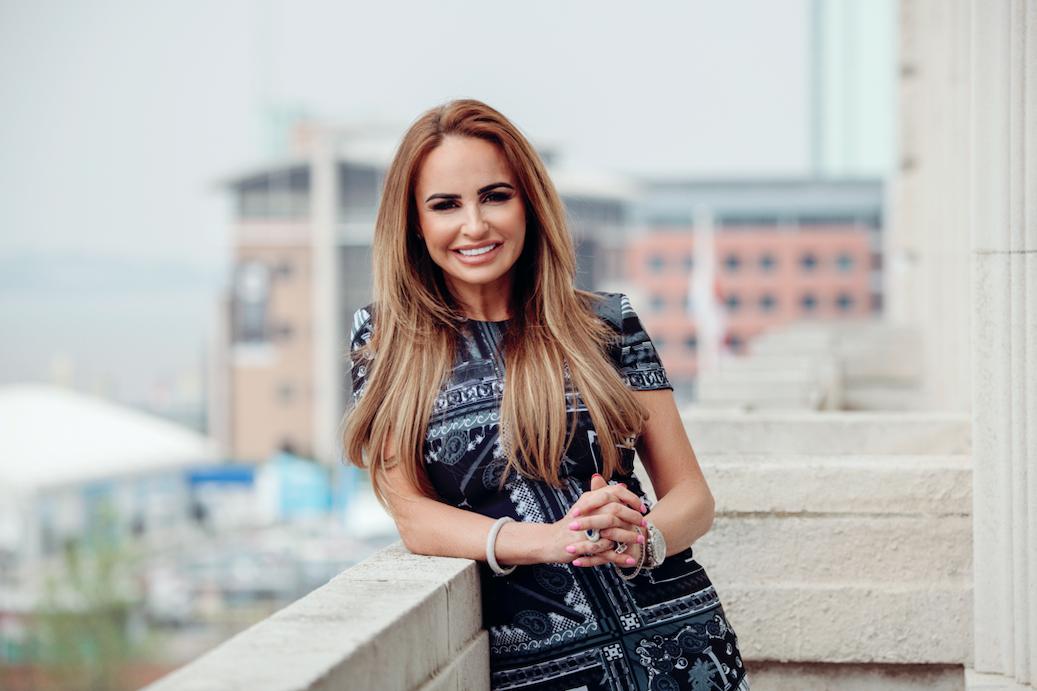 Liverpool Trailblazer and Owner - Kate Stewart