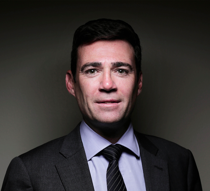 Andy Burnham Interview - Mayor of Greater Manchester —