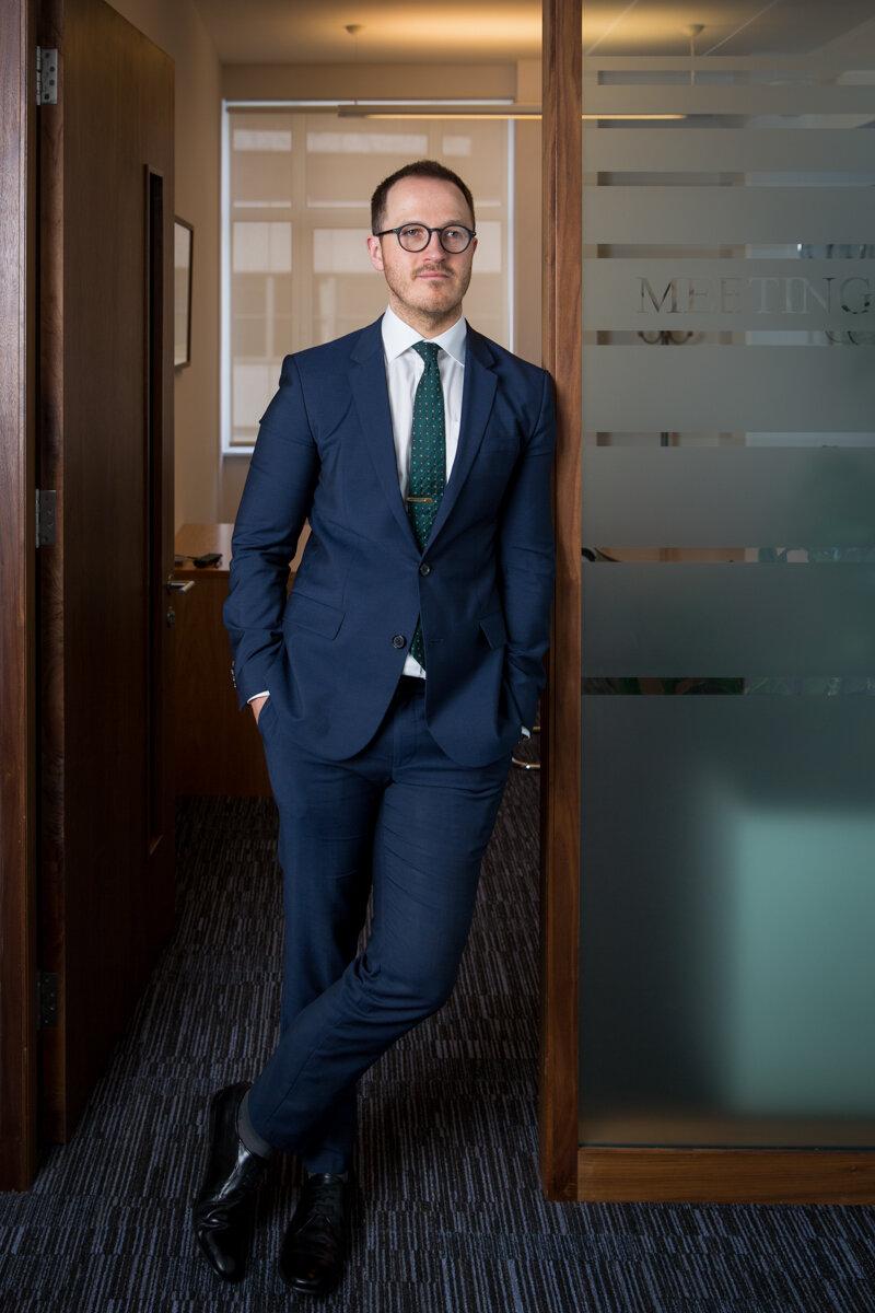 Alex Barnes, Managing Director at A J Barnes Financial