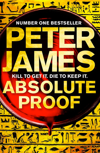 Links:    Buy Absolute Proof, Dead at First Sight and Peter's other books on Amazon
