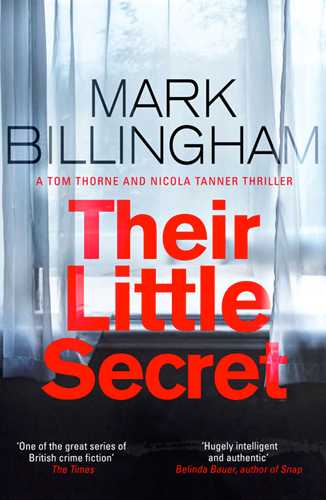 Links:    Buy Their Little Secret and Mark's other novels on Amazon