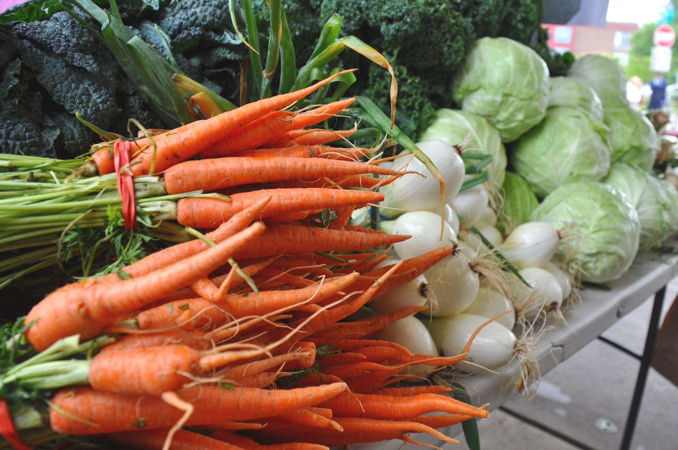 Cobblestone Farm Market -
