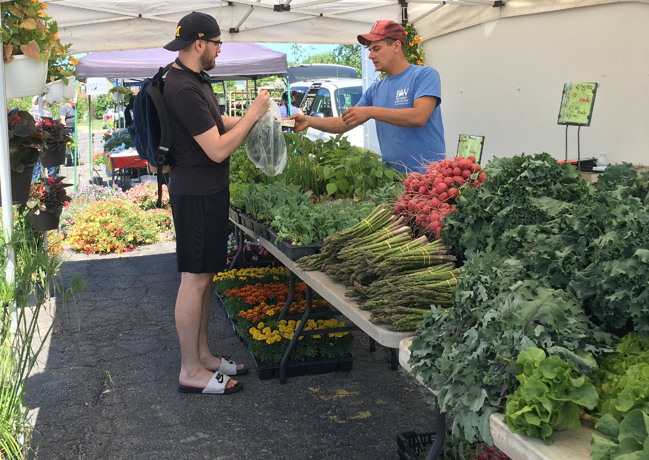 Pittsfield Farmers Market