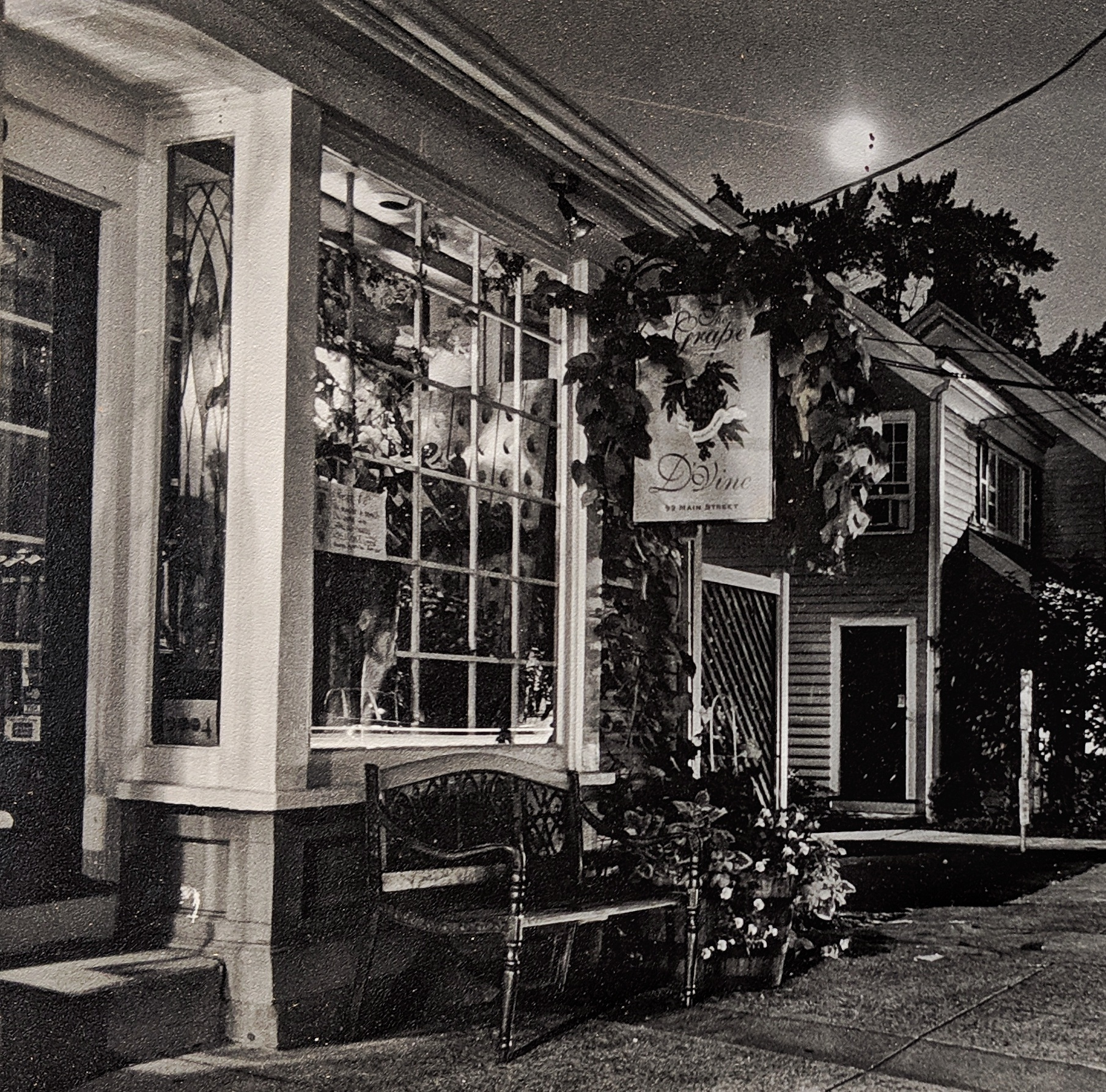The Original Grape D'Vine in Tappan, NY.