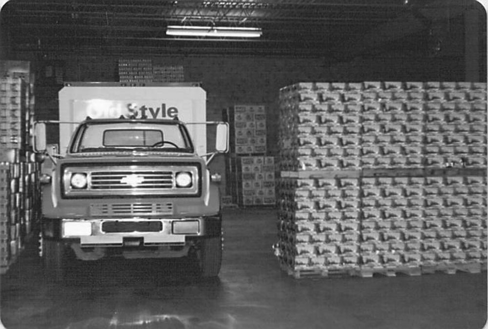 1973: Growth - By 1973, the company was able to purchase a larger warehouse and relocate to 1685 Fleetwood Drive in Elgin, Illinois. Local population growth continued and sales and revenue climbed; allowing for new territory acquisitions and additions of new beer brands and packages.