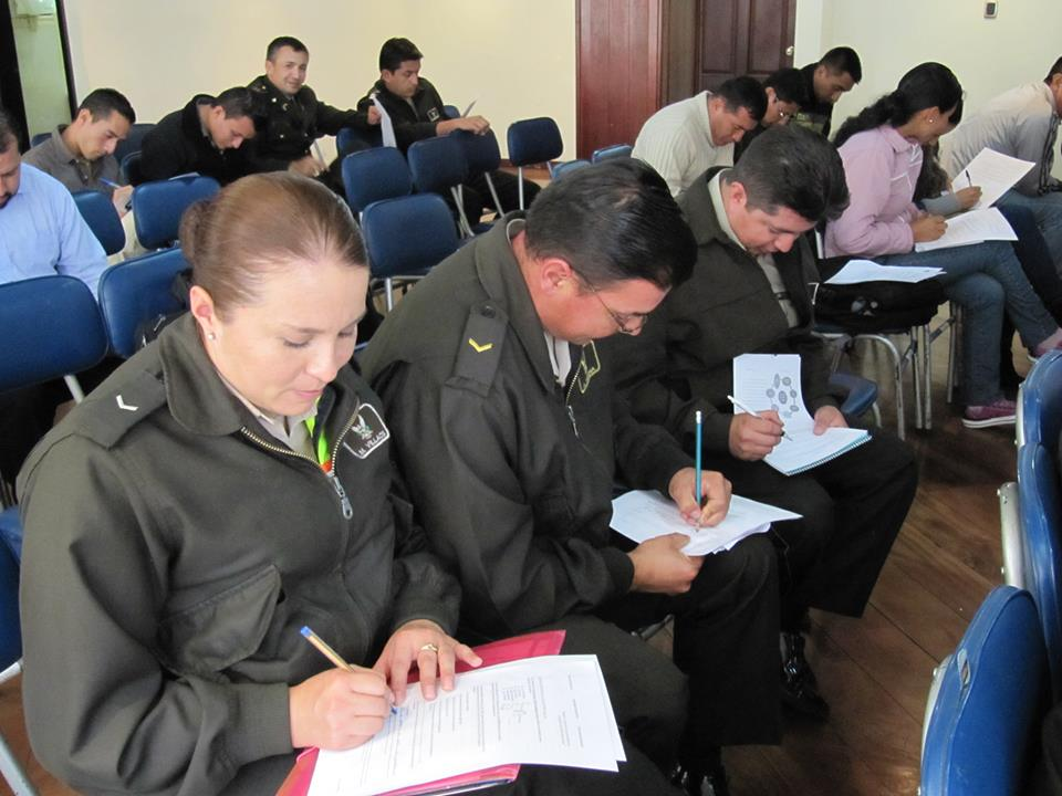 Ecuador  Partnership with law enforcement