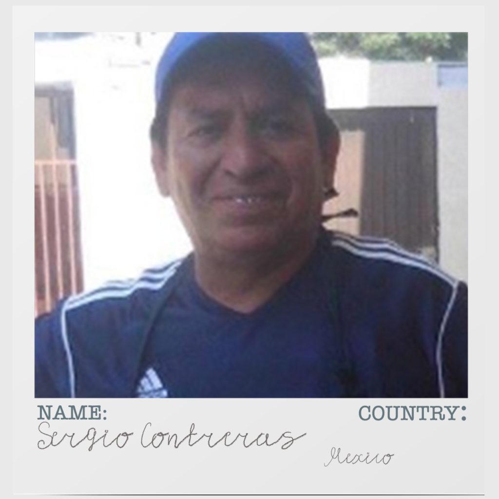 Sergio Contreras  San Luís Potosí, México
