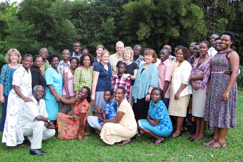 Staff of Uganda Life Ministry