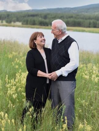 Steve and Judy