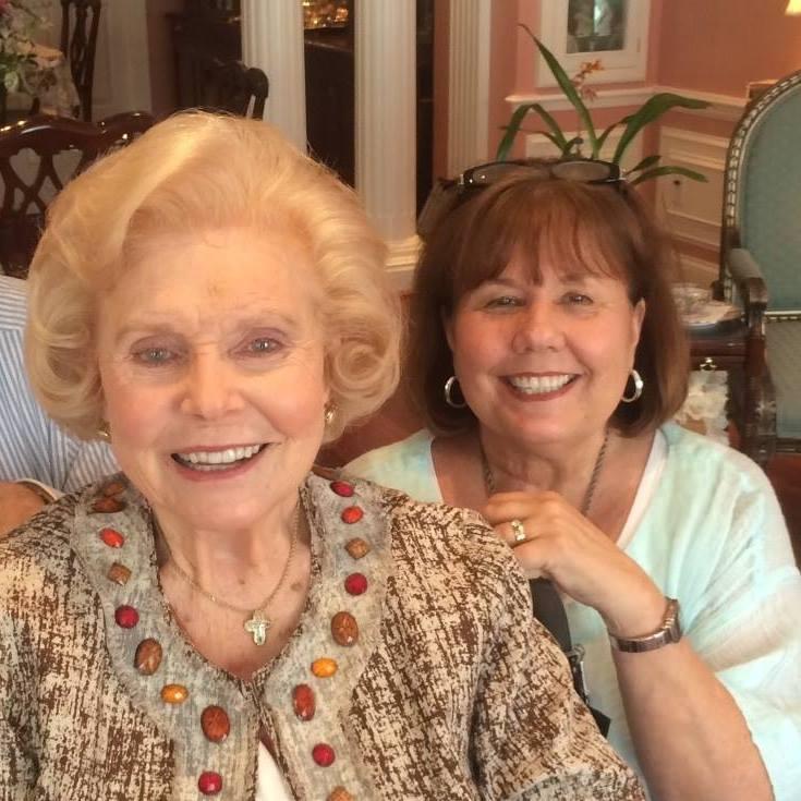Vonette and Judy