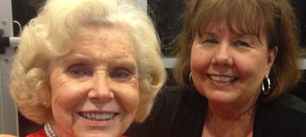 With my dear friend and mentor, Vonette Bright.