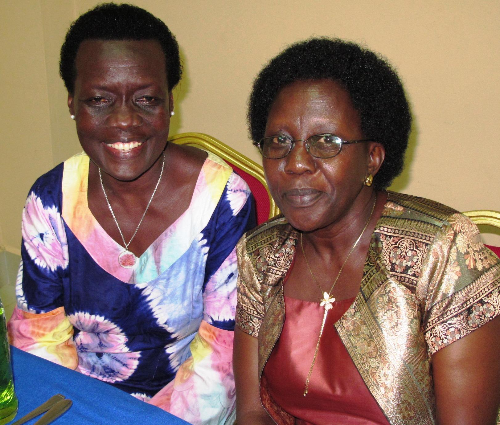 Joyce and Elizabeth, Life Ministry staff leaders