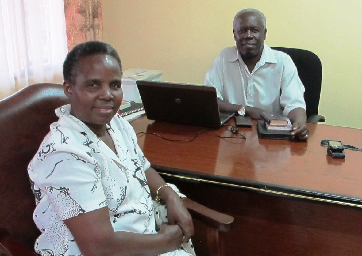 Joy and Dickson, Life Ministry directors