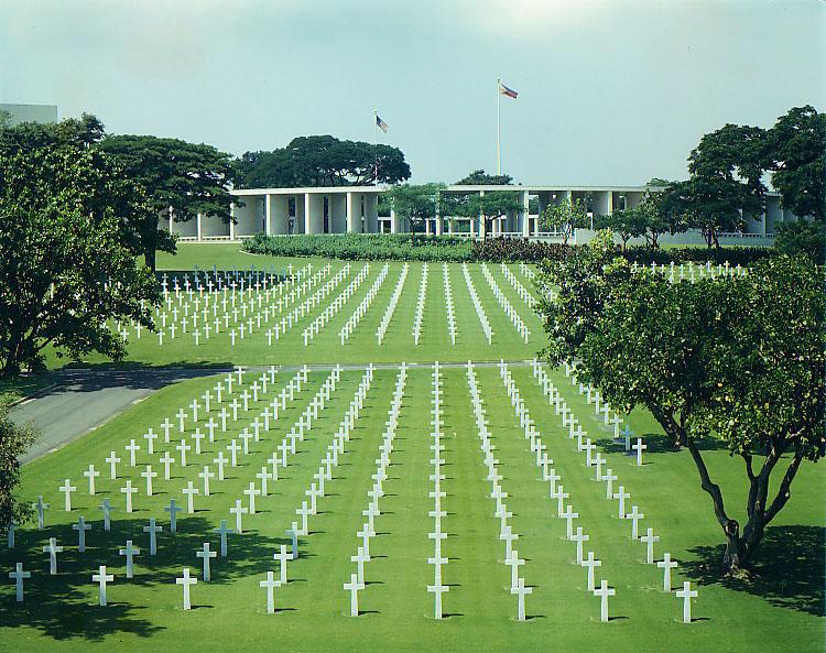 World War II--Manila, Philippines