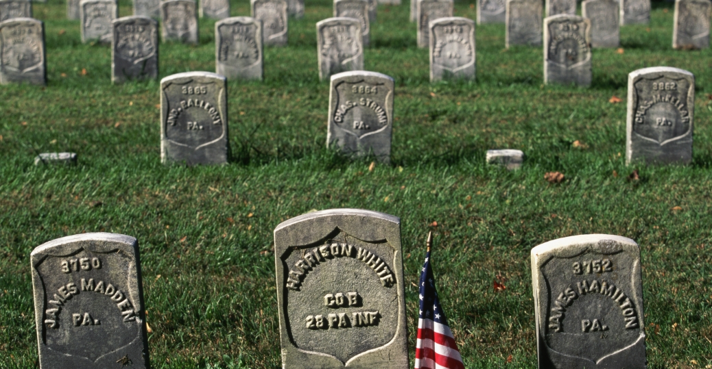 Civil War-Antietam-Maryland