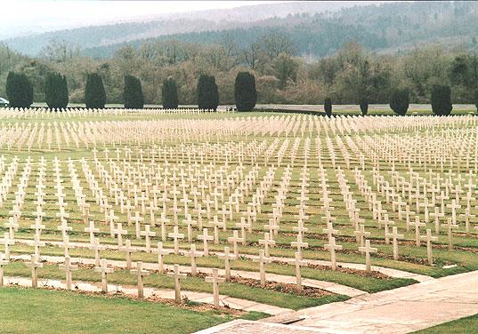 World War II--Lorraine, France