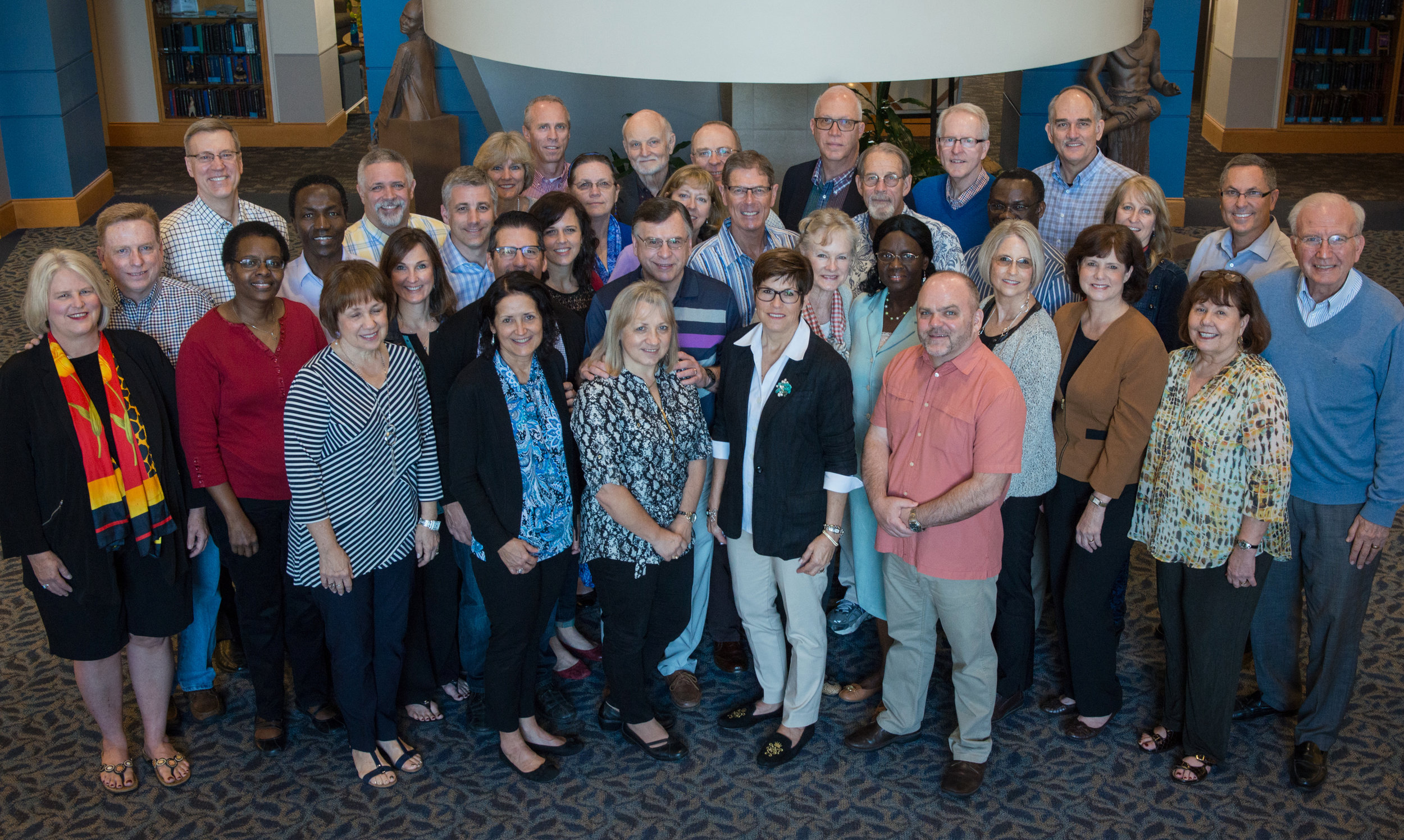 2016 Mission CEOs at Wycliffe USA