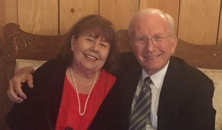 Judy and Steve Douglass