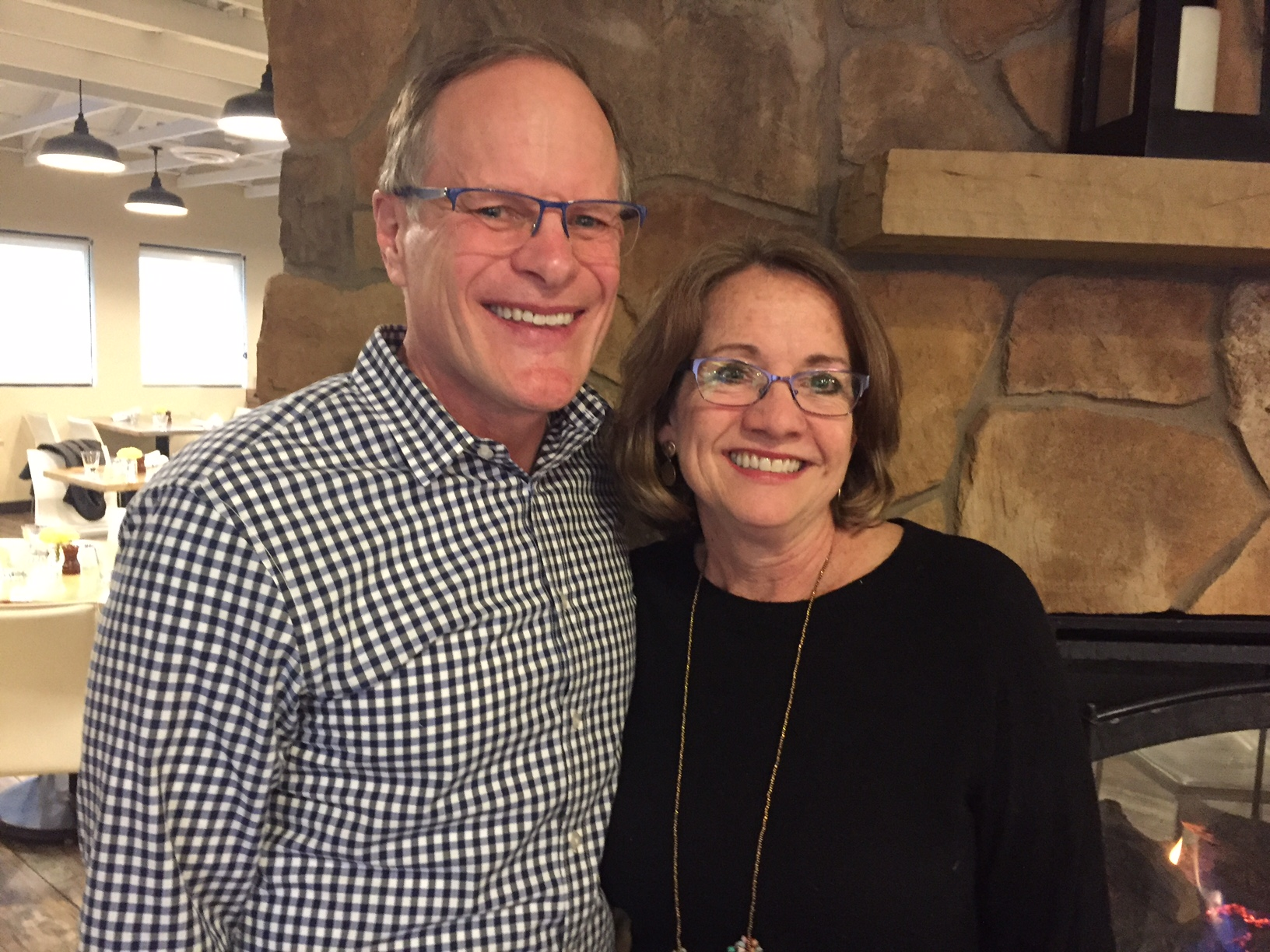 Doug and Pam Nuenke, Navs