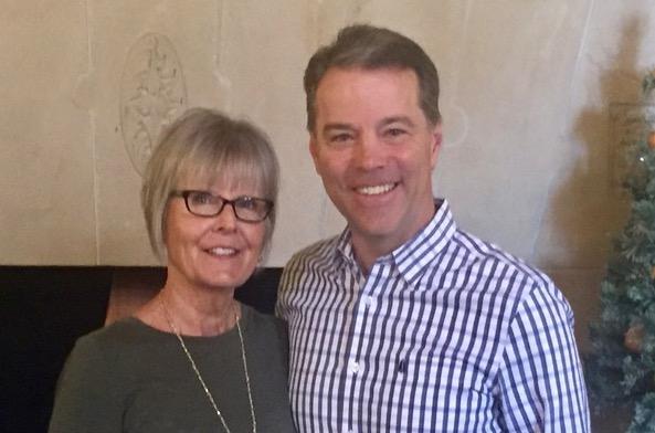 Mary and Dan Wolgemuth, YFC