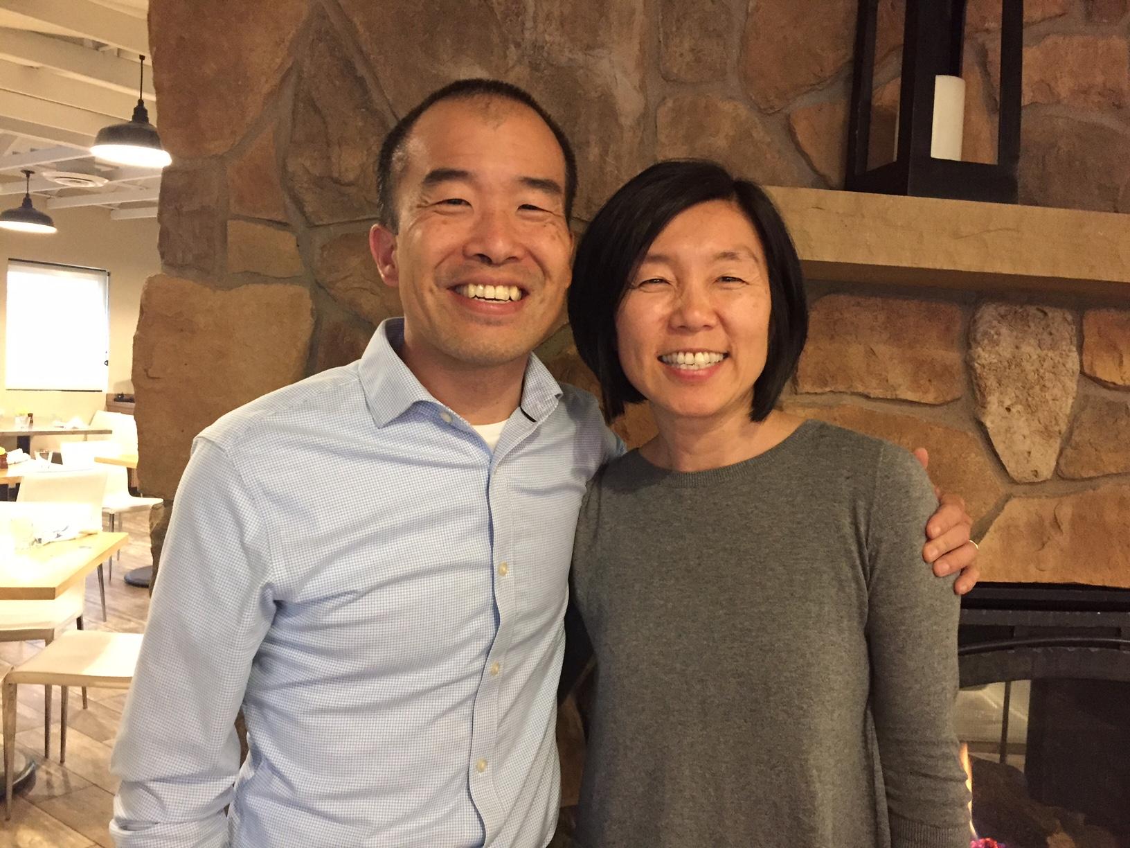 Tom and Nancy Lin, IV