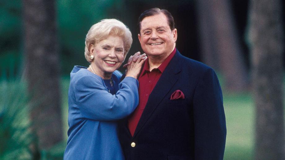 Bill and Vonette Bright–always smiling