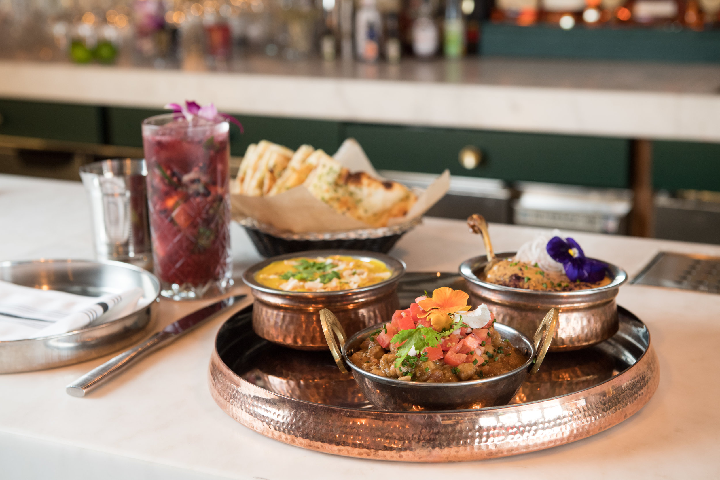 Recommended by Mr Alireza Niroomand, as the best Indian in New York.