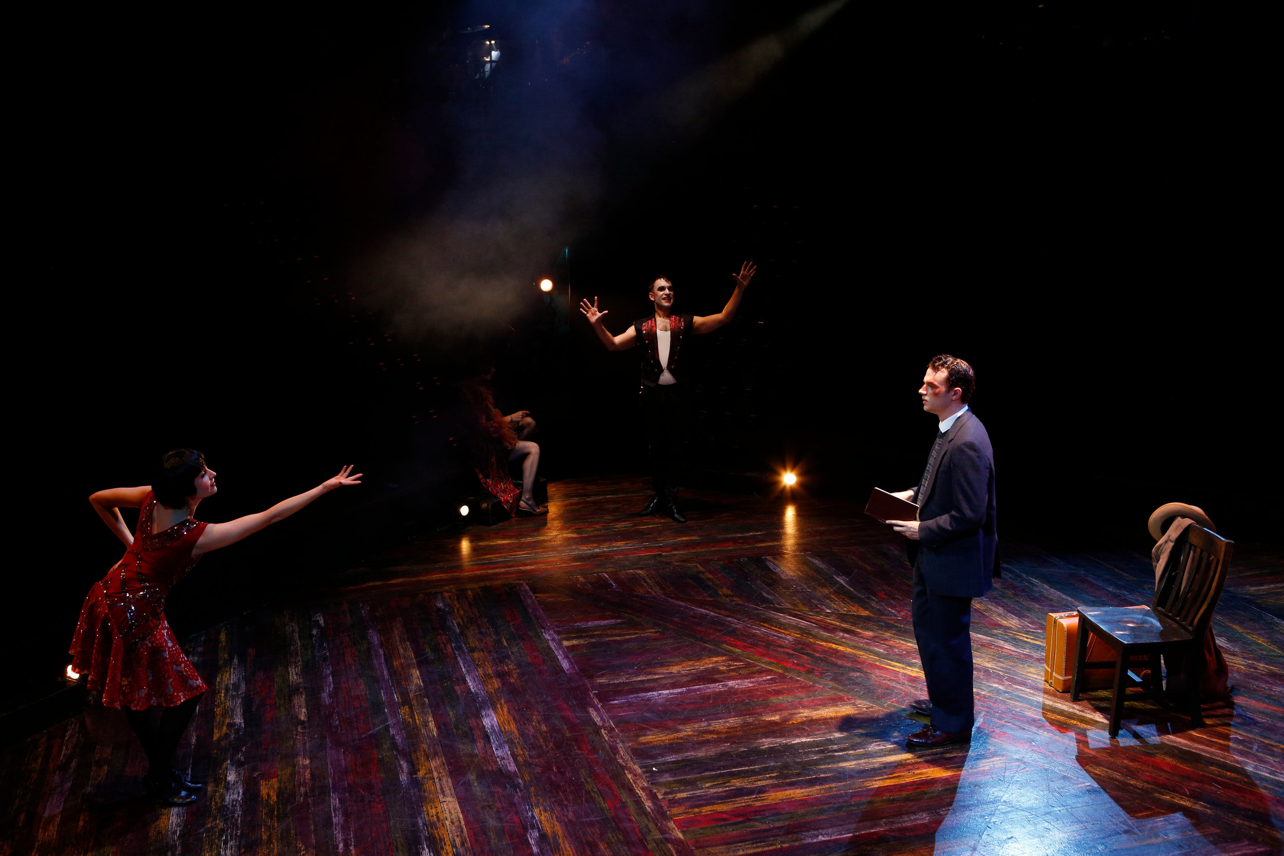 Lighting Design by Kathryn Eader  Directed by Danny Herman  Photo by