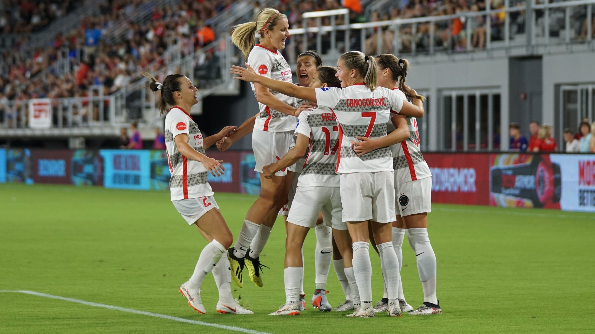 Sports - Or, What Women's Soccer Means to Me (spoiler: everything)
