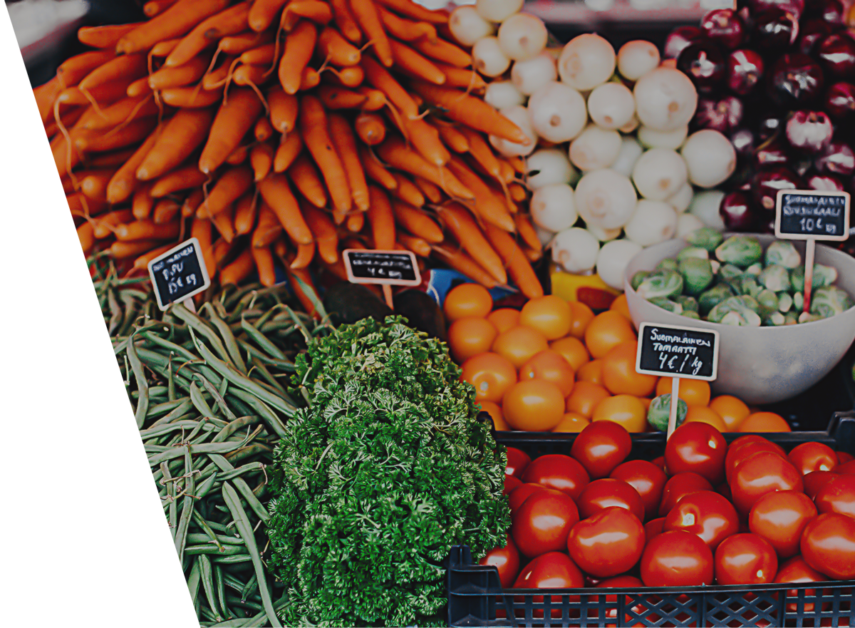 FOOD - Sourcing Sustainably