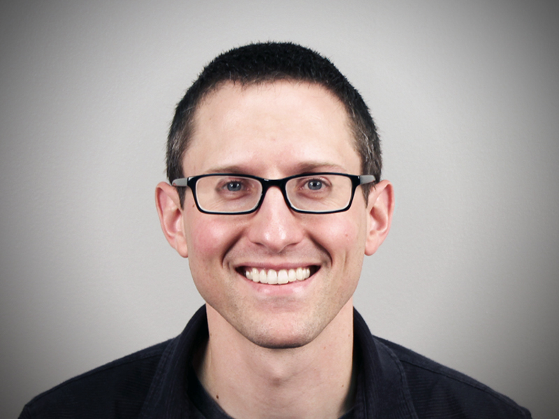 Scott Kenworthy    Lead and Teaching Pastor