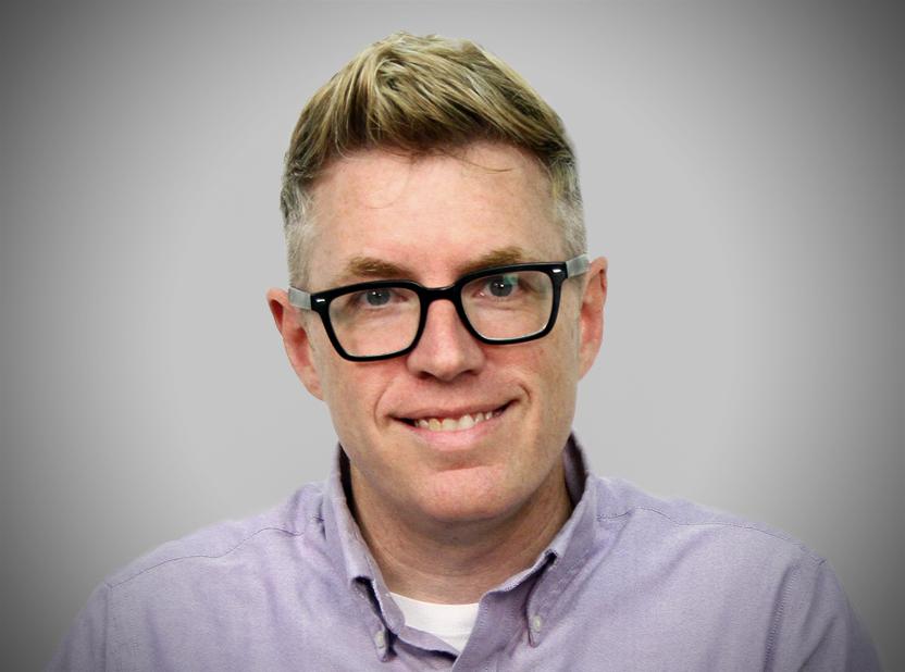 Greg Gilmore    Executive Pastor