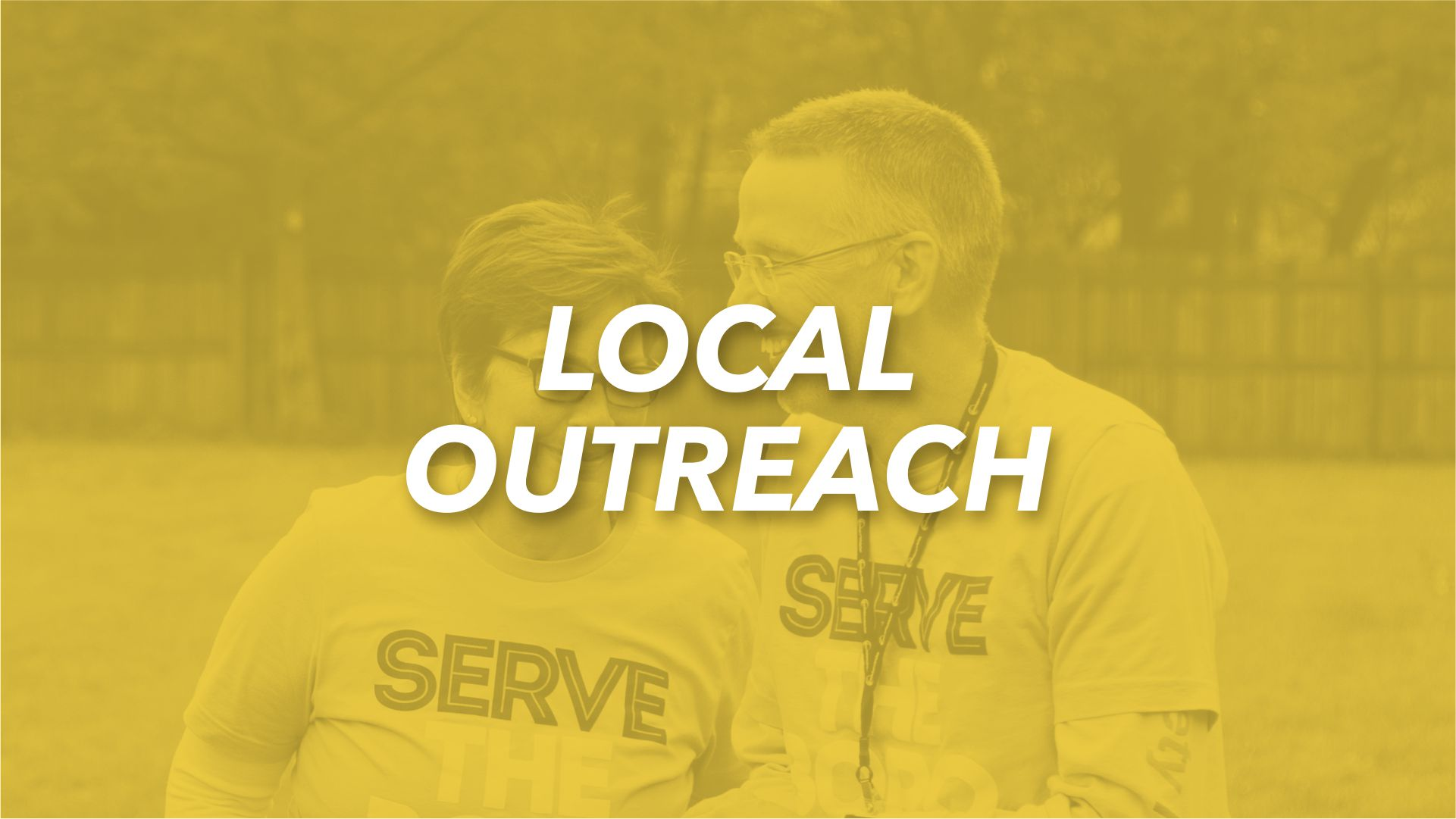 Jesus spent large amounts of time walking, talking and sharing with the people in the community. The purpose of the Local Reach Ministry is to do the same. By meeting needs within the community and partnering with other local ministry minded entities, the love of Jesus can be shared in a powerful way.