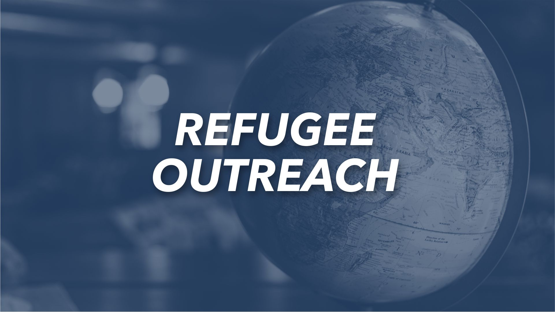 Refugees face a number of difficulties and obstacles to overcome when arriving into America. As the fourth largest receiving community for refugees in Kentucky, there is a big need to provide a loving and accepting atmosphere. We are called to love and be love to our neighbors.