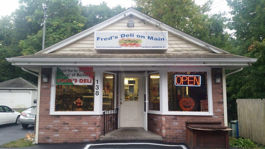 Fred's Deli