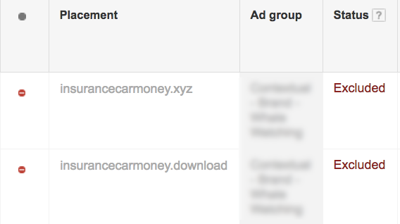 Sure, you caught insurancecarmoney.xyz. But the next day insurancecarmoney.download comes back for revenge!