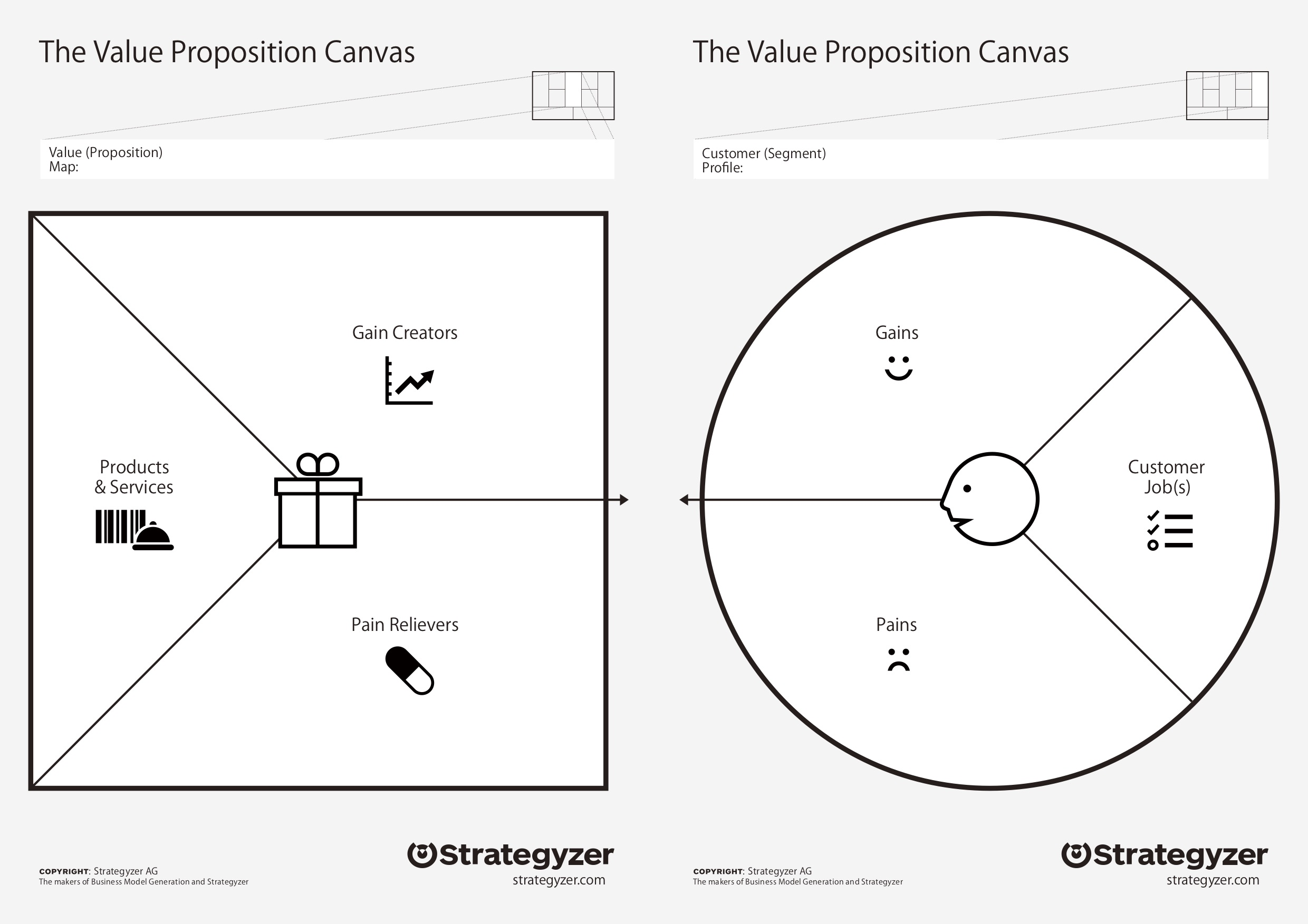 VALUE PROPOSITION - ユーザーが選ぶ価値