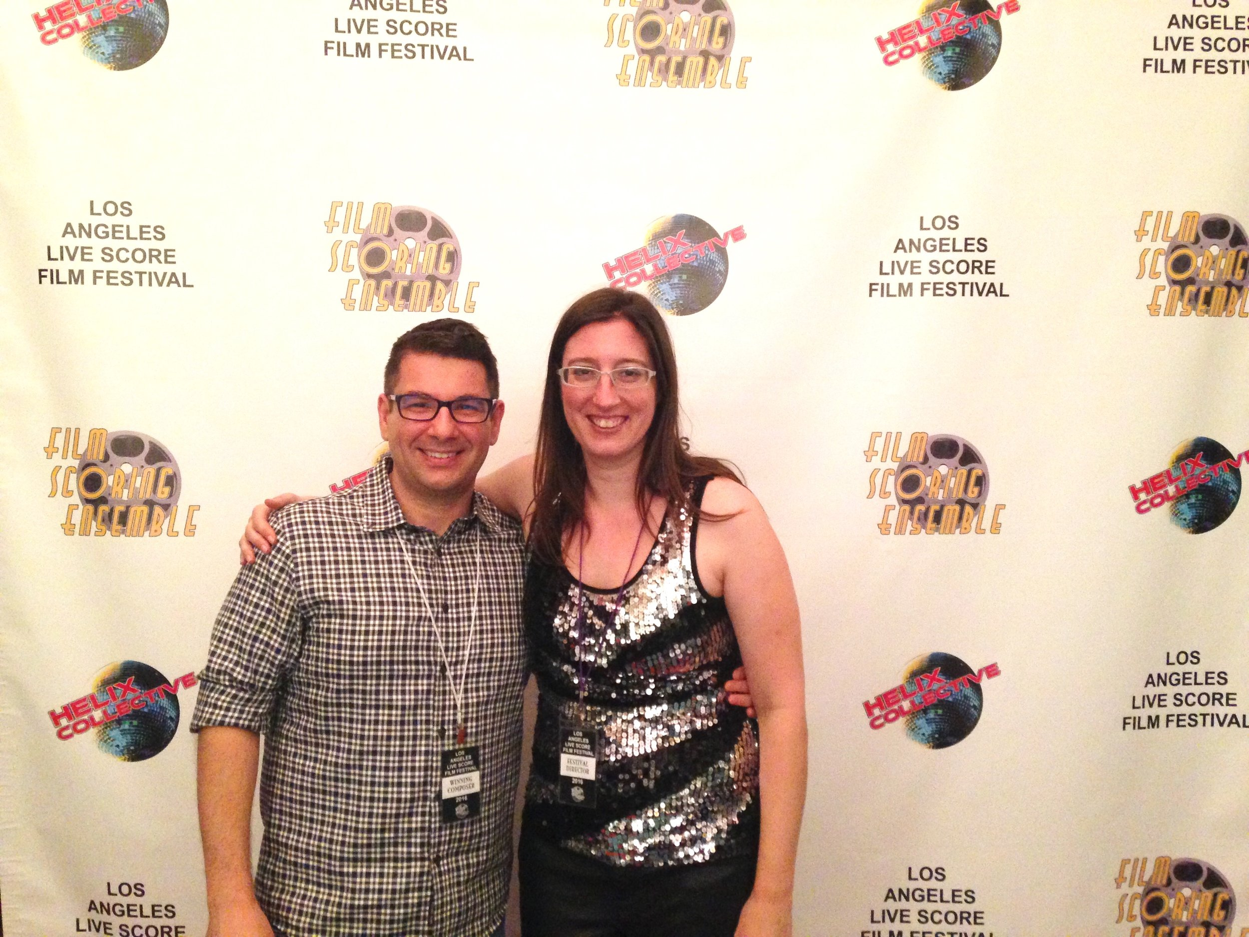 2016 Los Angeles Live Score Film Festival