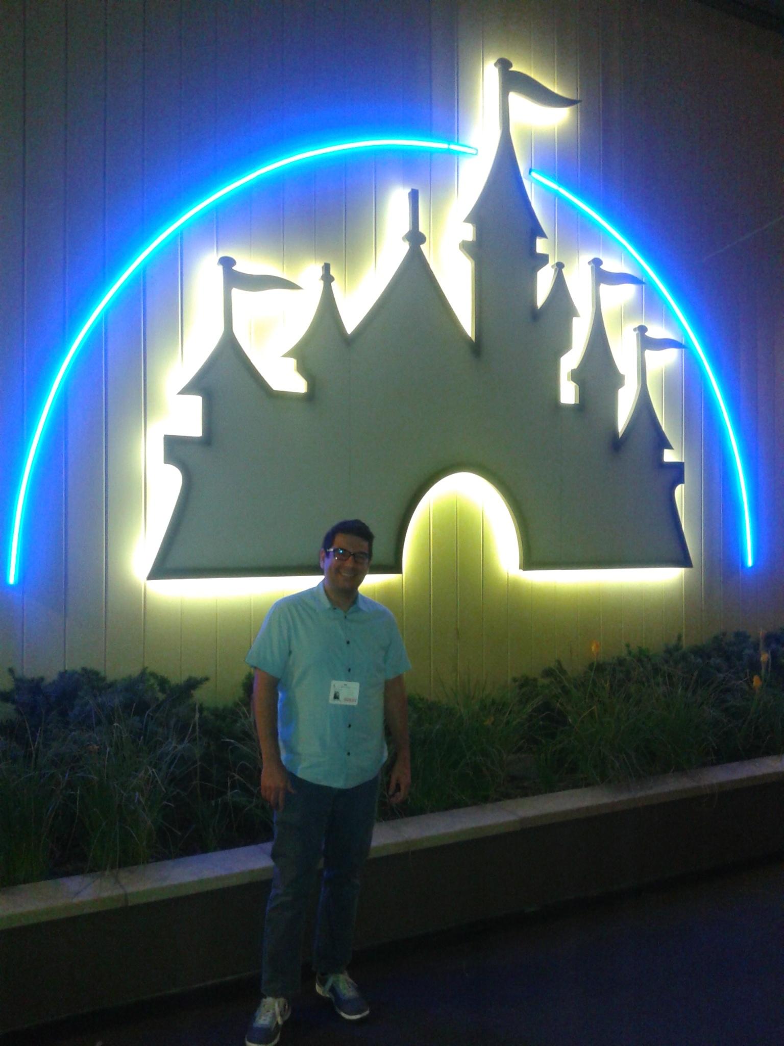 Disney Studios in Burbank