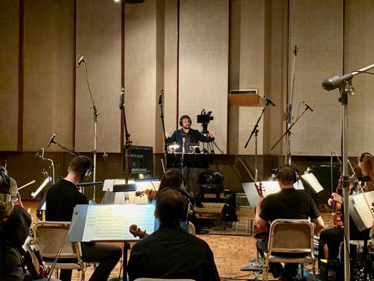 Recording the next cue