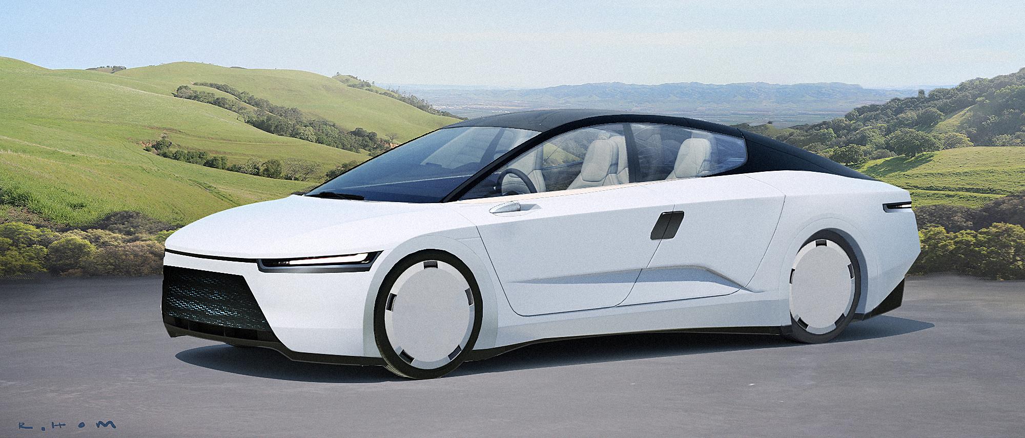 Mod of 2015 VW XL1 ev