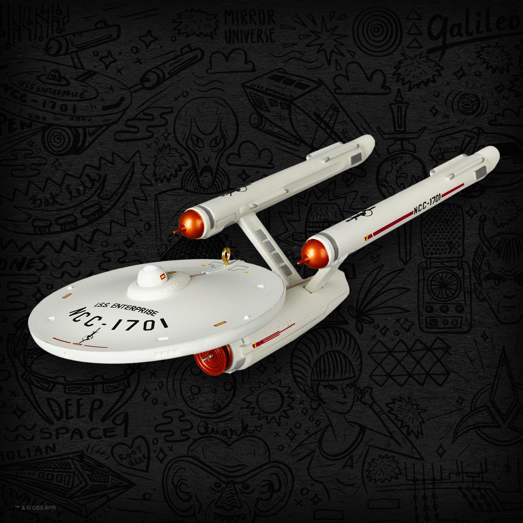 Star Trek 2019 Convention Exclusive Hallmark Ornament